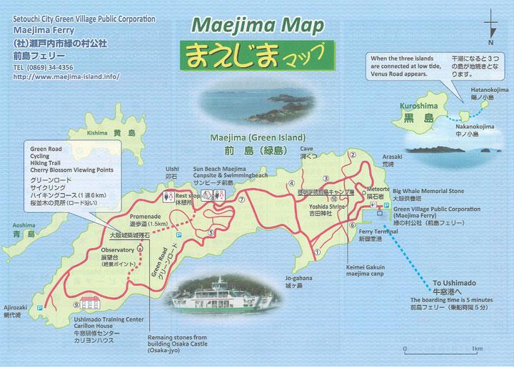 前島マップ